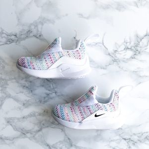 Baby Girl Nike Sneakers, Size 2